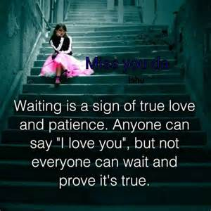 signs of true waiting is a sign of true desicomments