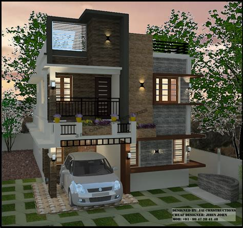 contemporary home plans and designs low cost house plans kerala model home plans