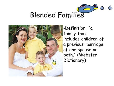 Modified Family Definition by Blended Families Krista Ece Ppt