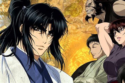 top anime series the best samurai anime series and