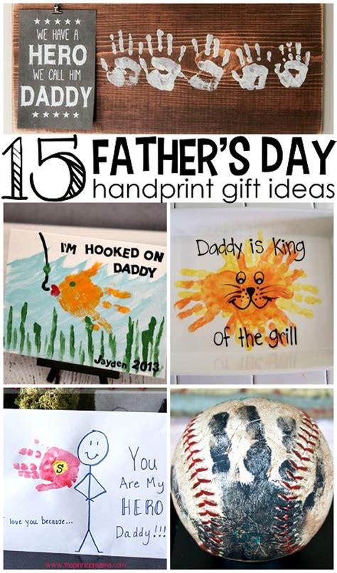 fathers day craft ideas for to make s day handprint gift ideas from creative