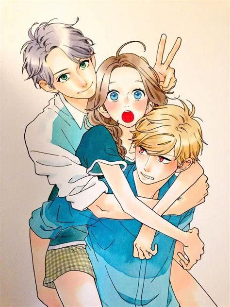 hirunaka no ryuusei 34 best images about hirunaka no ryuusei on so