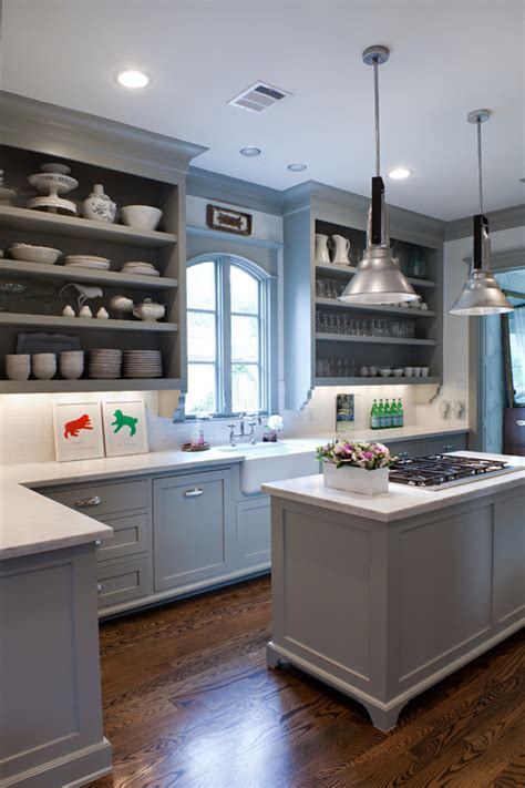 popular gray paint colors for kitchen cabinets remodelaholic trends in cabinet paint colors