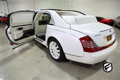 Maybach Car For Sale by 2009 Maybach 62s Landaulet For Sale