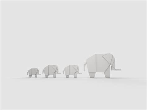 white elephant origami origami elephant by giacko on deviantart