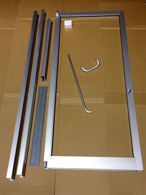 aluminum frame glass doors glass aluminum storefront door and frame 3 0 x 7 0