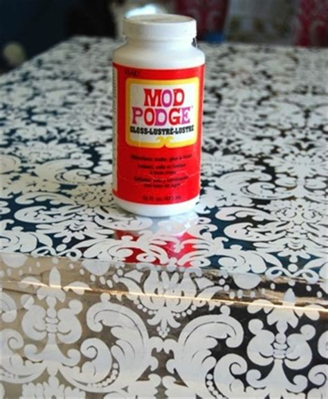 decoupage sealer recipe why you shouldn t make your own mod podge diy home sweet
