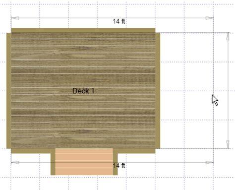 home designer pro deck deck designs design deck home depot