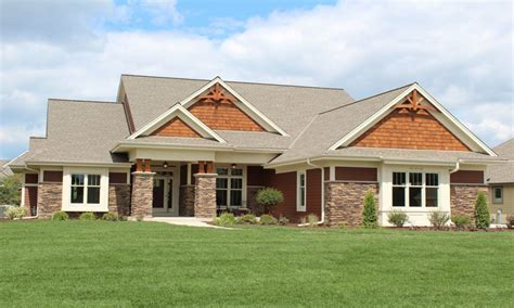 modern ranch style craftsman style ranch home elevations modern ranch style