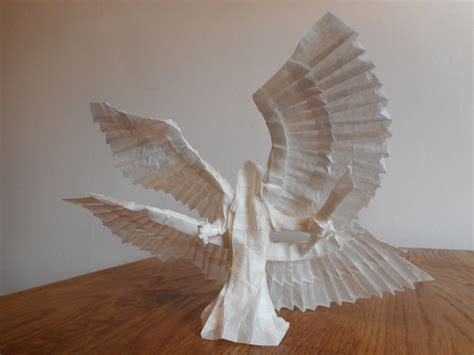 winged origami the world s best photos of complex and folded flickr