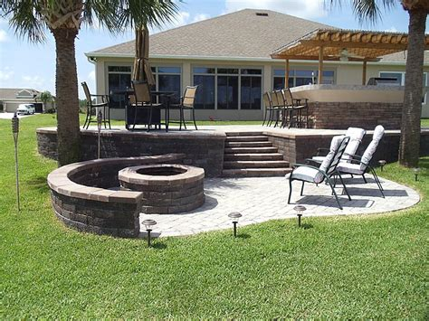 paver patio with pit pit on top paver patio 28 images paver patio designs