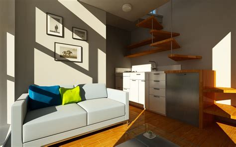 Micro Home sustainable dream tiny house by nomad micro homes