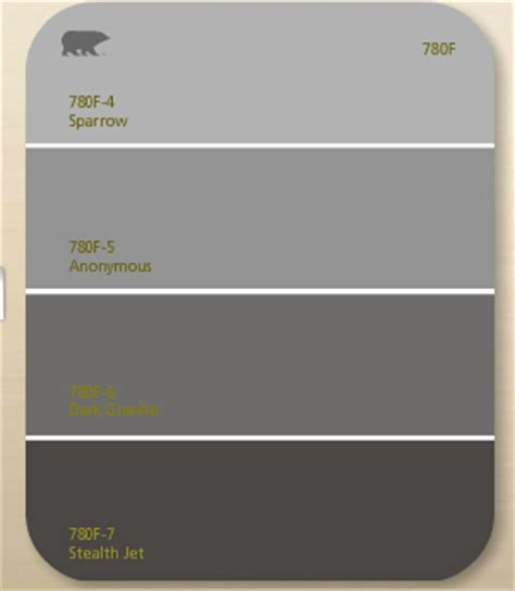 home depot paint color sparrow gradient dresser you d never guess its garbage home