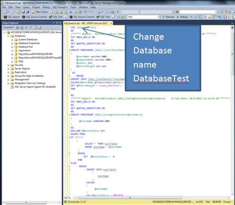 sql query to change table name change table name sql server asp net and sql server how