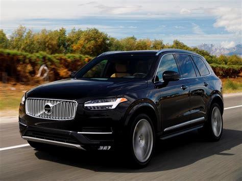Luxury Suv Comparison by Midsize Luxury Suv Comparison 2017 Volvo Xc90 Kelley