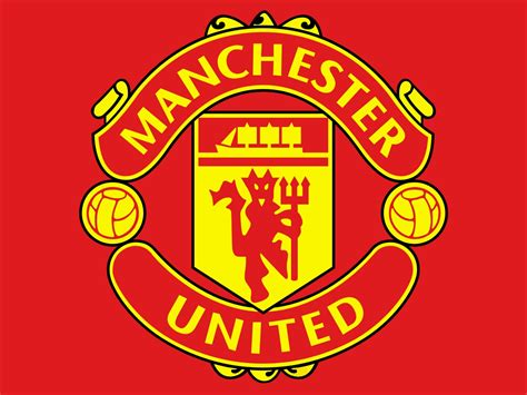 manchester united manchester united logo free large images