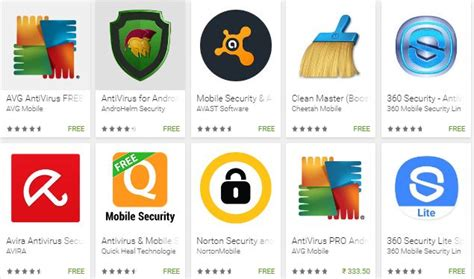 best free top 5 best free antivirus for android mobile antivirus