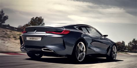 Bmw Coupes by Bmw S Newly Revealed Concept 8 Series Is A Modern Day Coupe