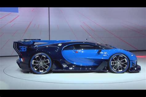 New Bugati by Bugatti Vision Gran Turismo Concept New Autocar