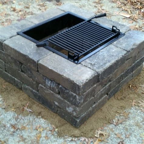 pit insert square best 25 square pit ideas on