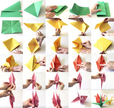 origami crane paper paper crane tutorial to help your children those in