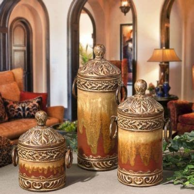 tuscan canister set tuscan home the o