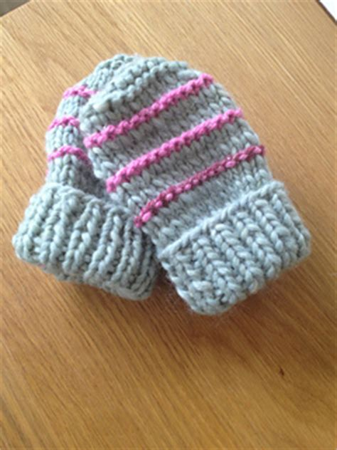 how to knit toddler mittens ravelry easy knit baby mittens pattern by marianna mel