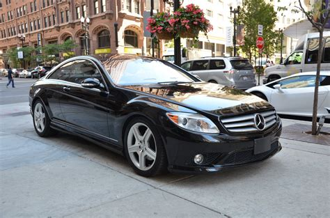 Mercedes Cl550 by 2008 Mercedes Cl Class Cl550 Stock B786aa For Sale