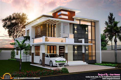 modern home house plans june 2015 kerala home design and floor plans