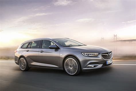 Insignia Opel by 2018 Opel Insignia Opc Rendered In Sports Tourer Form