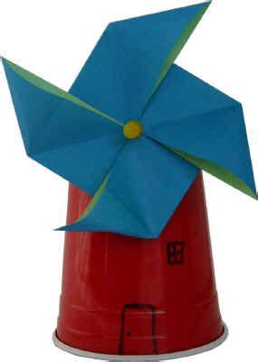 windmill craft for origami windmill home education history geography etc