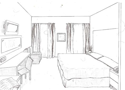 easy bedroom designs how to draw a bedroom home design