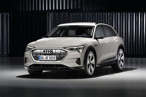 Audi Etron by New Audi E Suv Brings Audi Into Electric Battle