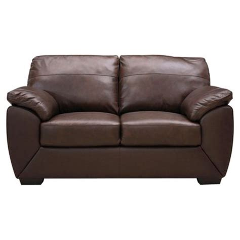 small 2 seater sofa buy alberta leather small 2 seater sofa chocolate from