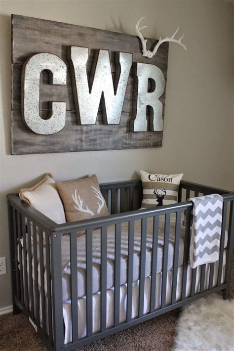 baby boy crib bedding themes most viewed nurseries of 2015 popular the rustic and
