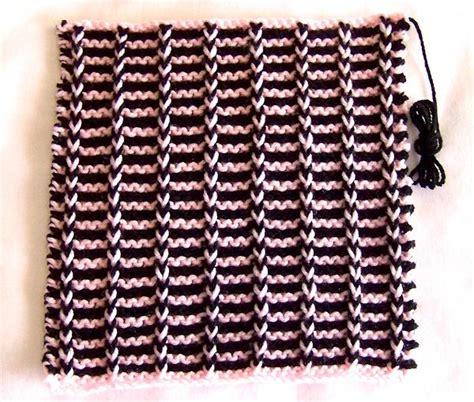 slip stitch mosaic knitting gorgeous slip stitch square from wendy http www knit a