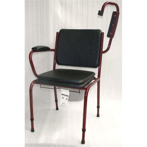 chaise avec accoudoir pour personne agee valdiz