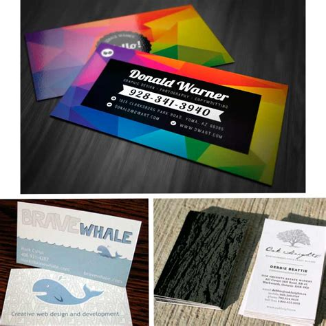 how to make sided business cards sided business cards creative ideas for your