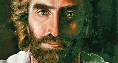 picture of jesus from heaven is for real book drawing of what jesus looks like from heaven is for real