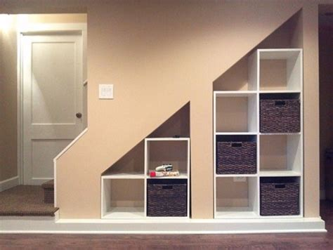 how to build basement stairs 50 hallway stairs storage ideas to try in your