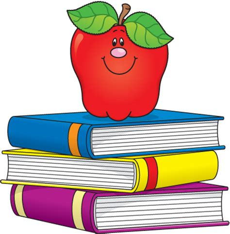 books free clipart apple clip art library