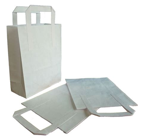 white paper craft bags white paper bag idea kidz crafts