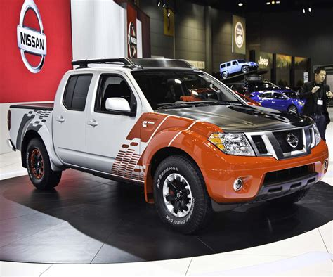 Nissan Diesel Frontier by More Rumors About Total Redesign Of Nissan Frontier In 2017