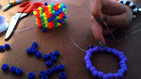 best place to buy kandi how to make a kandi rainbow cuff pt 1