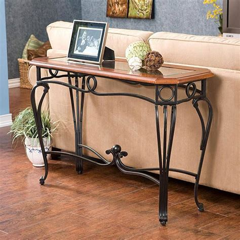 what is sofa table ferforje mobilya evde trend