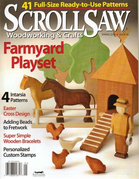 scroll saw woodworking and crafts guide to get woodworking magazine pdf working