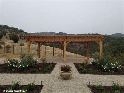 pergola kits cedar desert blossoms w cedar diy pergola kit western timber frame