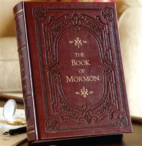 picture of the book of mormon the book of mormon heirloom edition deseret book
