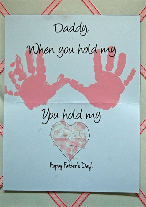 preschool fathers day cards to make best 25 fathers day crafts ideas on