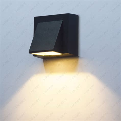 led lights exterior aliexpress buy outdoor l 3w led wall sconce light